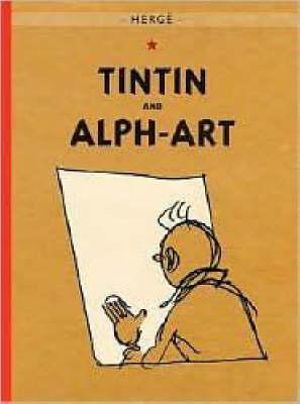 Tintin and Alph-Art - Herge