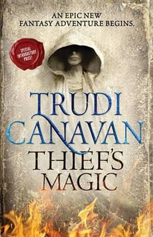 Thief's Magic - Trudi Canavan
