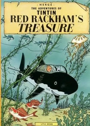 Tintin: Red Rackham's Treasure : The Adventures of Tintin : Book 12 - Herge