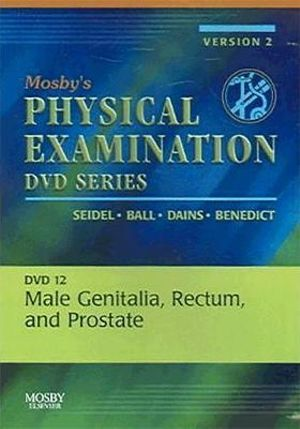 Mosby's Physical Examination Video Series : DVD 12: Male Genitalia ...