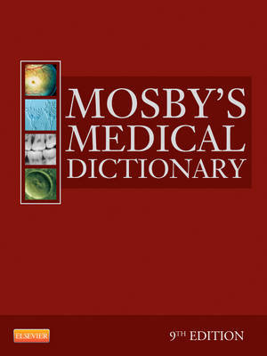 Mosby's Medical Dictionary - Mosby
