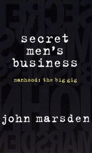 Secret Men's Business :  Manhood : the Big Gig - John Marsden
