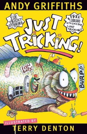 Just Tricking! : JUST! Series: Book 1 - Andy Griffiths