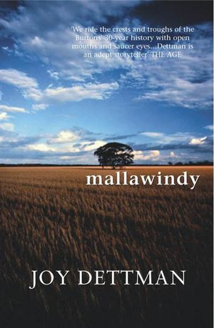 Mallawindy - Joy Dettman