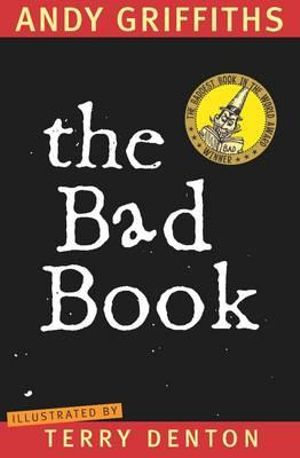 The-Bad-Book-By-Andy-Griffiths-NEW