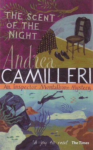 The Scent of the Night : An Inspector Montalbano Mystery - Andrea Camilleri