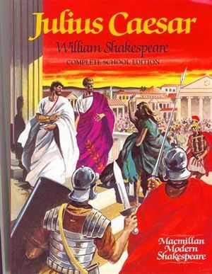 an analysis of the book julius caesar by william shakespeare Free kindle book and epub digitized and proofread by project gutenberg julius caesar by william shakespeare no cover available caesar, julius -- assassination.