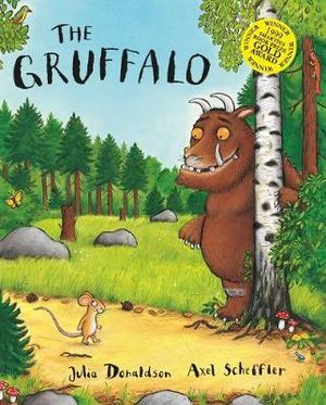 The Gruffalo : Big Book Edition - Julia Donaldson