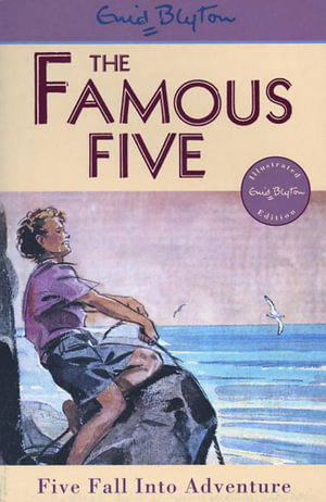Five Fall Into Adventure (Famous Five) Enid Blyton