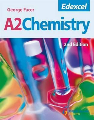 Edexcel a2 chemistry textbook george facer