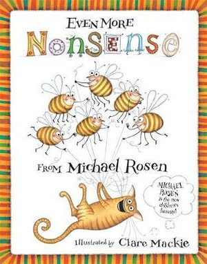 Even More Nonsense from Michael Rosen : Poetry Picture - Michael Rosen