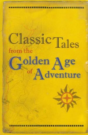 Classic Tales - 5 x Paperbacks in 1 x Boxed Set : From The Golden Age Of Adventure - including H. Rider Haggard's King Solomon Mines - John Buchan