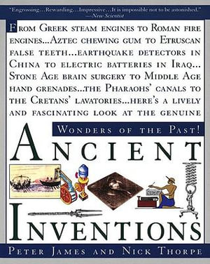Ancient Inventions - Peter James