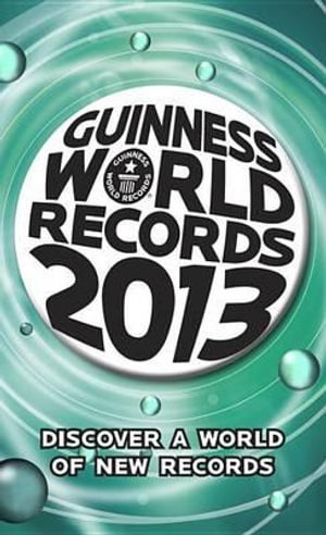 Guinness World Records 2013 - Craig Glenday