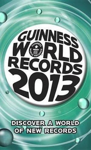Guinness World Records 2013 - Craig Glenday