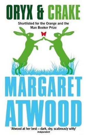 booktopia oryx and crake by margaret atwood