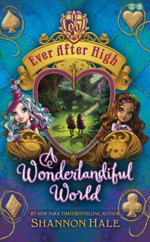 Ever after high book series
