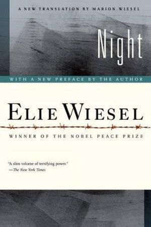 Night : Oprah's Book Club - Elie Wiesel