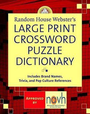 The Random House Crossword Puzzle Dictionary Stephen Elliott