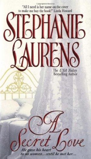 A Secret Love : CYNSTER - Stephanie Laurens
