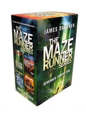 The Maze Runner Series - James Dashner