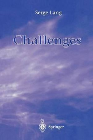Challenges - Serge Lang