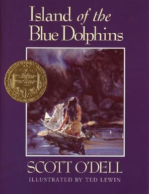 island of blue dolphins. Island of the Blue Dolphins by
