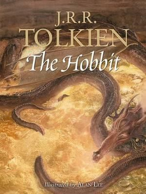 The Hobbit : Or There and Back Again - J R R Tolkien