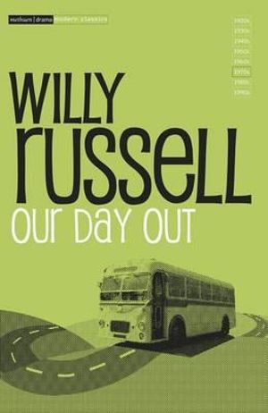 our day out A major theme in 'our day out' is the lack of education and opportunity for young people in the inner city using scenes from the play, show how willy russell makes the audience aware of.