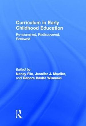 early childhood education curriculum pdf