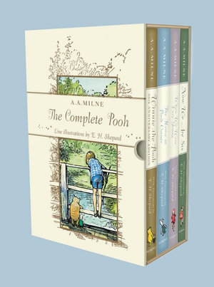 Winnie-the-Pooh : The Complete Collection of Stories and Poems - A. A. Milne