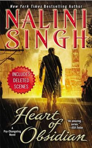 Heart of Obsidian : Psy/Changeling Series : Book 12 - Nalini Singh