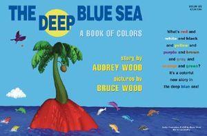 Booktopia - The Deep Blue Sea: A Book of Colors, A Book of ...