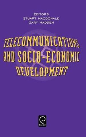 Telecommunications and Socio-economic Development - S. Macdonald
