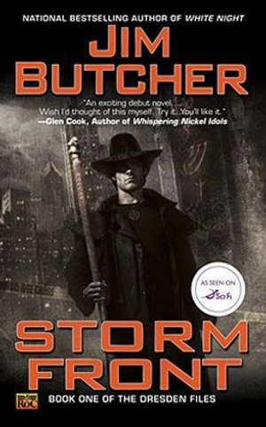 Storm Front : Dresden Files Series : Book 1 - Jim Butcher