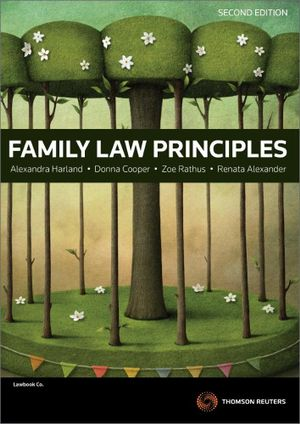 Family Law Principles  : 2nd Edition - Alexandra Harland