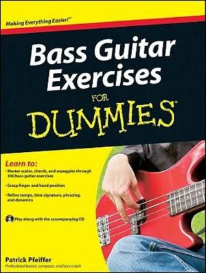Guitar Exercises For Dummies : For Dummies - Mark Phillips