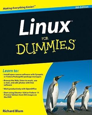 Linux For Dummies, 9th Edition Richard Blum