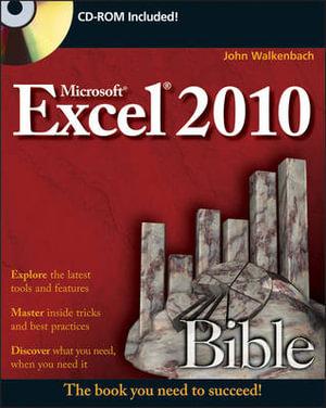 Excel 2010 Bible : Bible - John Walkenbach