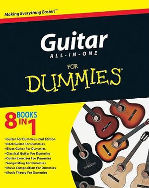 Guitar All-In-One For Dummies - Consumer Dummies