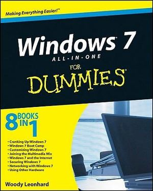 Windows 7 All-In-One For Dummies - Woody Leonhard
