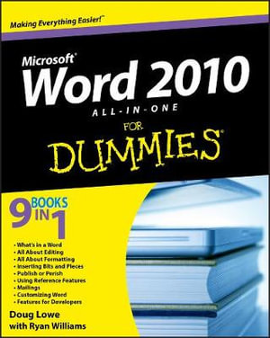 Word 2010 All-In-One For Dummies : For Dummies - Doug Lowe