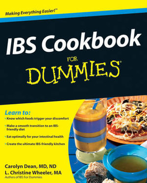 IBS Cookbook For Dummies : For Dummies - Carolyn Dean