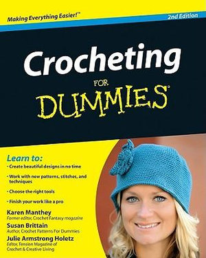 Crocheting For Dummies, 2nd Edition - Susan Brittain