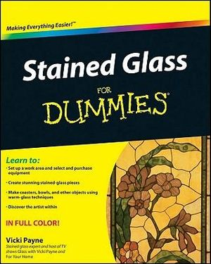 Stained Glass For Dummies - Vicki Payne