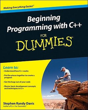 Beginning Programming with C++ for Dummies : For Dummies (Lifestyles Paperback) - Stephen R. Davis