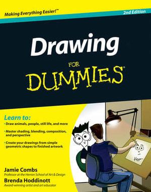 Drawing for Dummies : 2nd Edition - Brenda Hoddinott