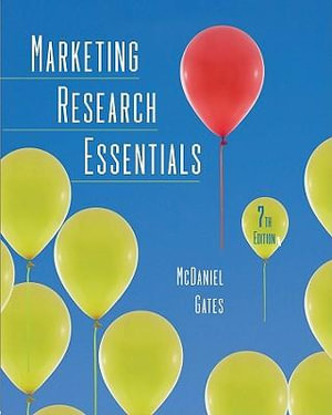 Marketing Research Essentials : with SPSS - Carl McDaniel
