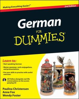 German for Dummies : 2nd Edition with CD - Paulina Christensen