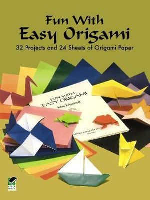 Fun-with-Easy-Origami-By-John-Montroll-NEW